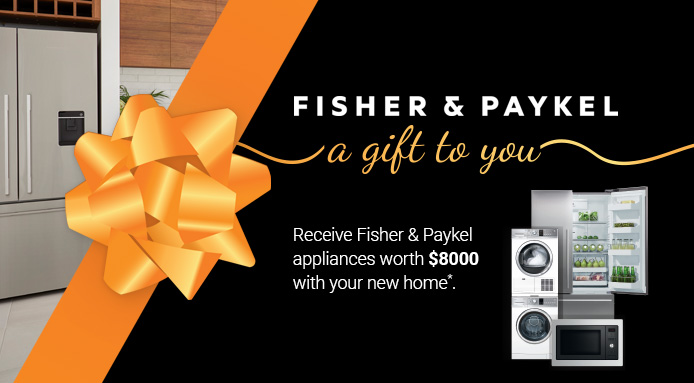 Special free Fisher Paykel appliances