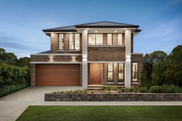 Spinifex Display Home in Cranbourne