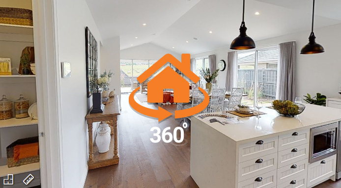 display home virtual tours