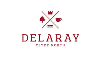 Need Land -  Delaray Clyde North Logo