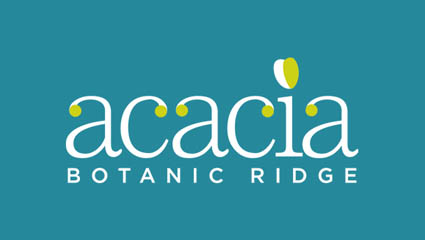 Need Land - Acacia Botanic Ridge Logo